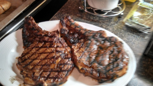 Steaks from the Grill