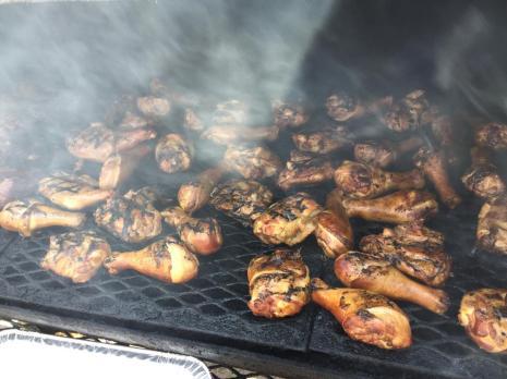 Smokin Chicken