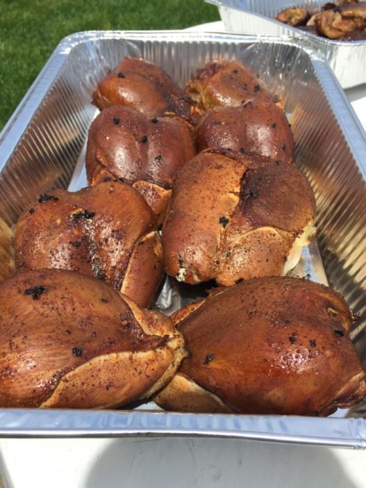 Brined Chicken Breast